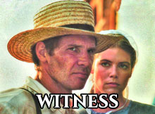 Murder Mysteries Harrison Ford Kelly McGillis Witness