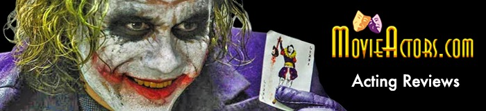 Movie Actors Acting Reviews Heath Ledger The Joker